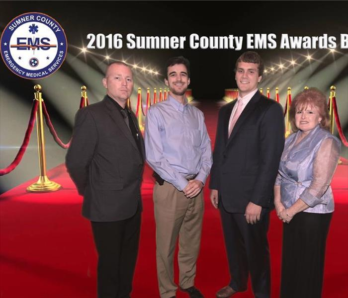 The Sumner County EMS Awards Banquet