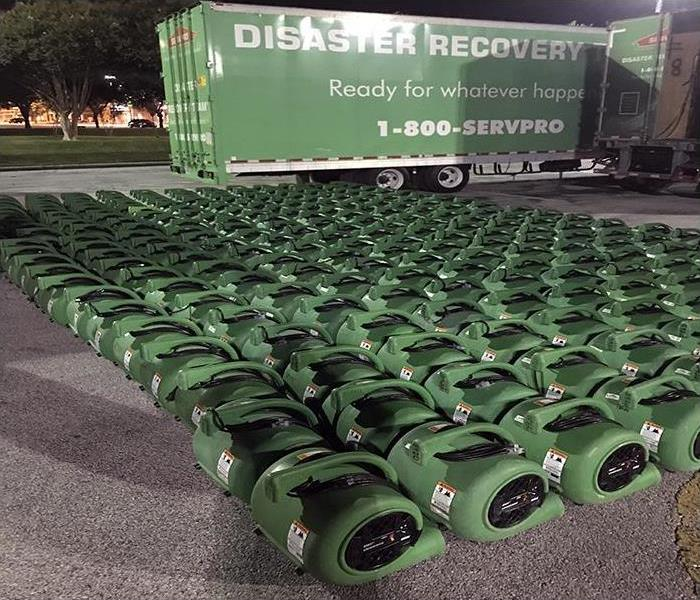 SERVPRO Is Ready To Help Nashville, Houston, Florida, And Your Neighborhood