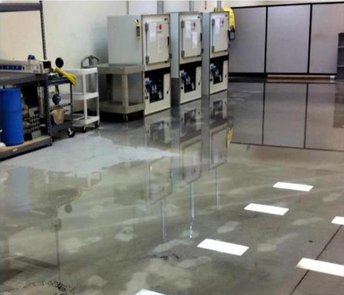 Nashville Commercial Water Damage