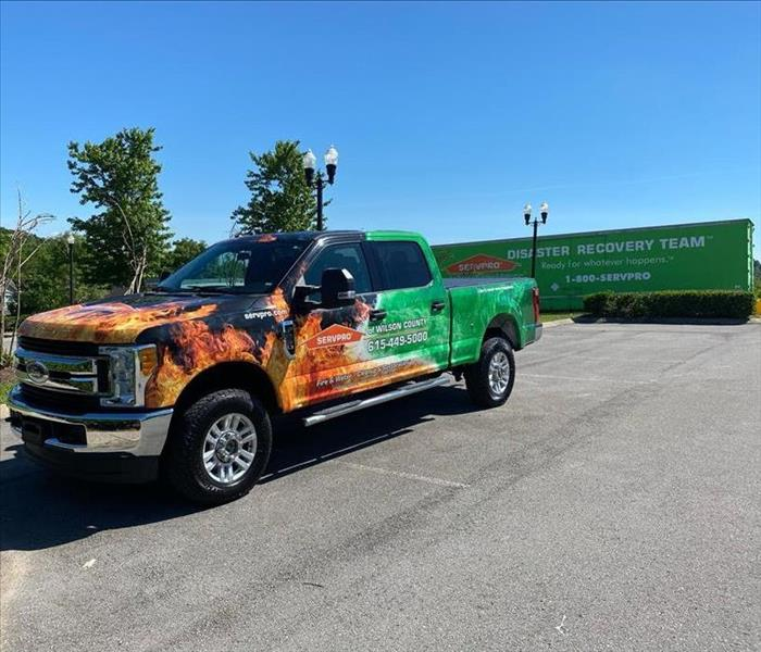 SERVPRO of South Nashville