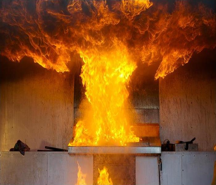 Fire Damage Preventing Kitchen Fires In Your Forest Hills Home