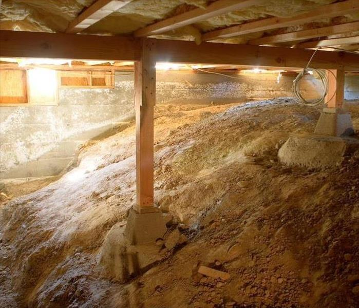 Water Damage How Simple Crawl Space Repair Can Prevent Water Damage To Your Nashville Home
